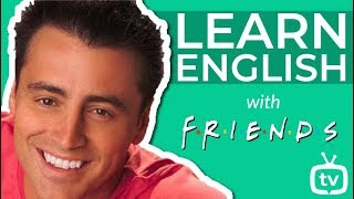 Learn English with Friends: Joey's Punching Girlfriend