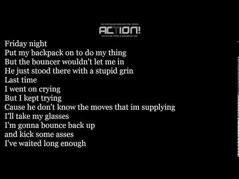 Vigiland - Friday Night Lyrics