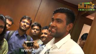 Ravichandran Ashwin Inaugurates Chennai Diamonds Jewelers