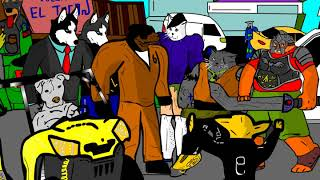 Animalion - Serie Animada . Episodio 1