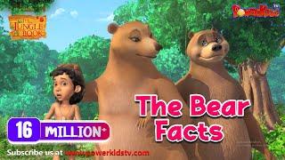Jungle Book Hindi Cartoon for kids | Junglebeat | Mogli Cartoon Hindi | The Bear Facts.