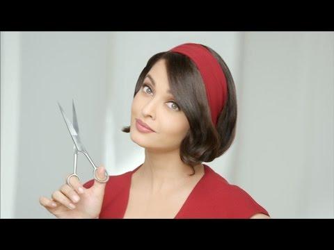 Aishwarya Rai's Unbelievable look for TV commercial