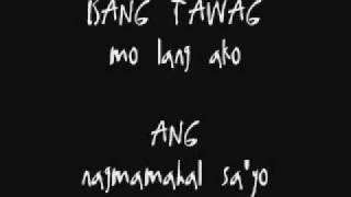 Lahat Ng Yan by Bugoy Drilon [lyrics]