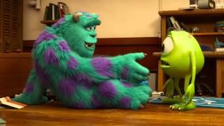 Monsters University (2013) - Trailer #2