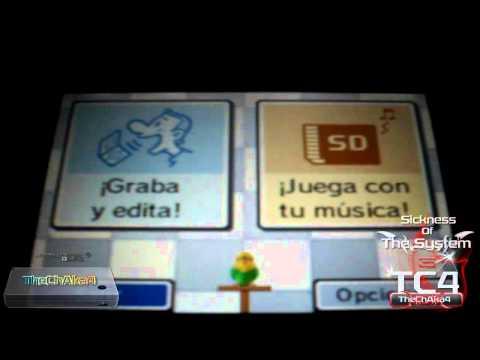 Nintendo DSi: Agregar música 'AAC' (.mp4) con Easy CD-DA Extractor   TheChAka4