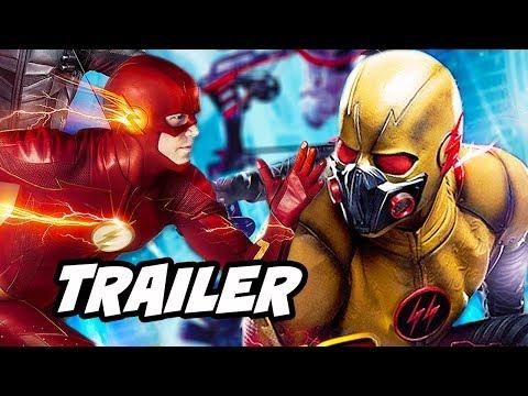 La Promo Flash 4x13 et la Flash War 2018 expliquées thumbnail