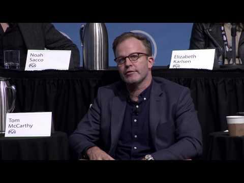 "On Producing ""Spotlight"" - Tom McCarthy & Michael Bederman"