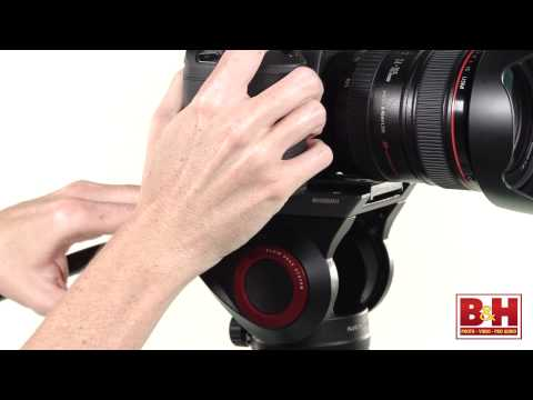 Manfrotto Fluid Video Heads