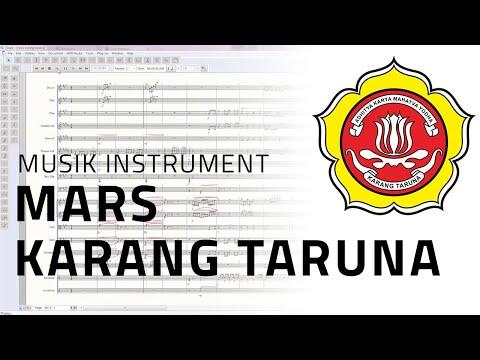 Aransemen Keren - Mars Karang Taruna - Instrument Version
