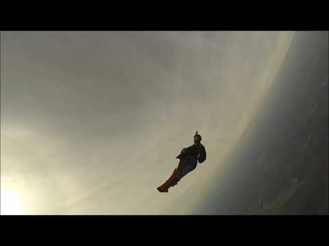 Live Slow Die Whenever - Wingsuit Skydiving