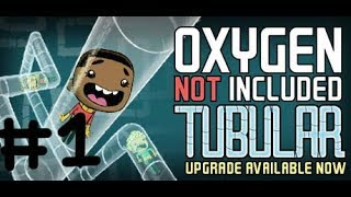 Oxygen Not Included Episode 1 - I WILL NOT DIE!