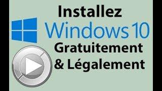 Migrez vers Windows 10 gratuitement et légalement