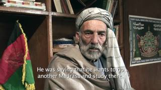 An Apple From Paradise - afghan film