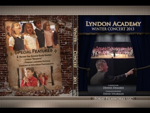 PREVIEW: Lyndon Academy Winter Concert DVD
