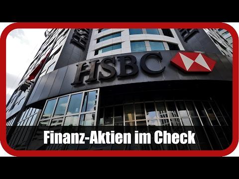 Finanz-Aktien im Check: Deutsche Bank, Coba, Allianz, HSBC und Santander