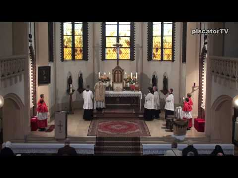 Dominica post Ascensionem 20 - Ite missa est - Traditional Latin Mass
