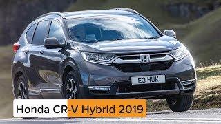 Twitch Car - Honda CR V Hybrid 2019 UK review