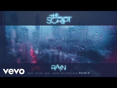 The Script - Rain Saga WhiteBlack Remix Audio ft N MP3...