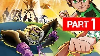 Ben 10 Omniverse 2 Gameplay Walkthrough Part 1 - Let's Play (Xbox 360/Wii/PS3)