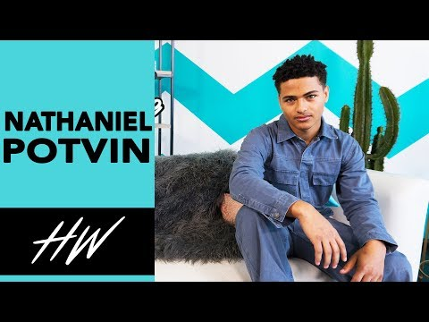 NATHANIEL POTVIN Dishes on Facebook Watch 'Five Points' and Bullying !!   Hollywire