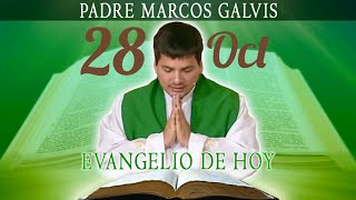 Evangelio de Hoy Domingo 28 de Octubre de 2018 - Padre Marcos Galvis