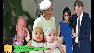 Mother Doria claims Thomas Markle's will never see the baby of daughter Meghan Markle's