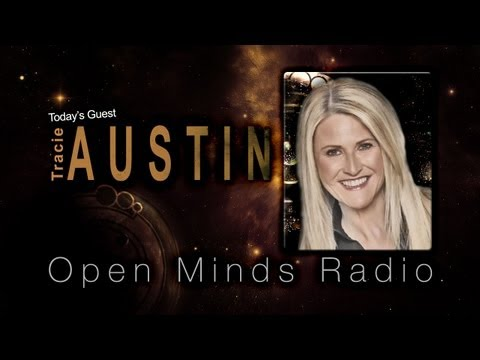Tracie Austin talks UFOs and paranormal | Open Minds Radio