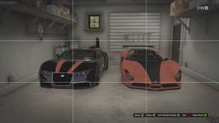 GTA V Bugatti Veyron - Fastest Car Vs Cheetah - The Best looking Car