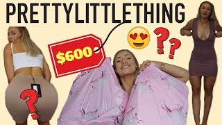 $600 PRETTYLITTLETHING TRY-ON HAUL | HERE'S WHAT I GOT...