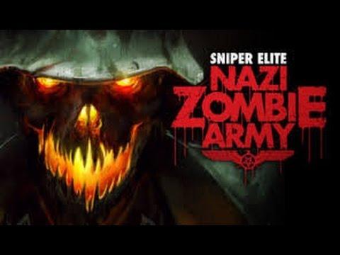 SNIPER ELITE :NAZI ZOMBIE ARMY CON EL COTROLLL