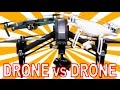 DRONE Vs DRONE DJI Mavic Pro Vs Phantom 4 Pro Vs Inspire 2 Comparison mp3