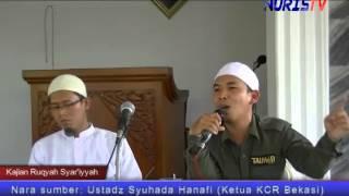 Ust Syuhada Hanafi - Kajian Ruqyah Syar'iyyah di Masjid Al Ikhlas