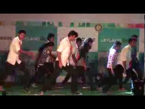 Raghupati Raghav raja ram krrish-3 dance performance
