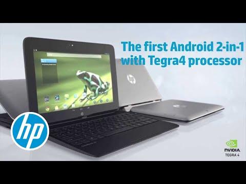HP SlateBook X2 Video Clips
