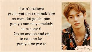 EXO - Tempo (Easy Lyrics)