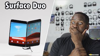 Surface Duo vs Galaxy Fold: Better Than The Fold???