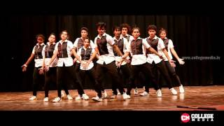 Verve Dance Group| Venki College Delhi | Engifest 2016 | DTU