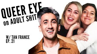 QUEER EYE & KATE'S DILEMMA  // ADULT SH1T // EP. 21