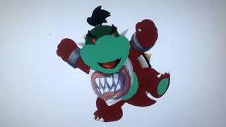 Dark Nuke Bowser Jr.