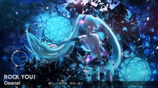 【初音ミクV3 - Hatsune Miku】 ROCK YOU! 【EDM】