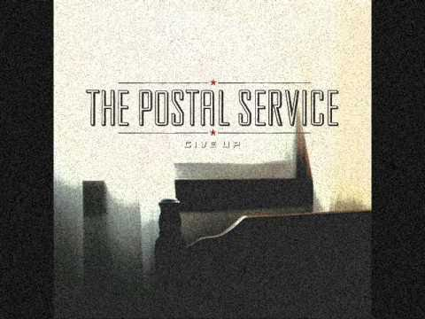 The Postal Service - We Will Become Silhouettes ( Matthew Dear Not Scared Remix)