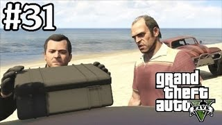 "Grand Theft Auto 5 Walkthrough Part 31 - Train Hopping - GTA V - ""GTA 5 Walkthrough"""