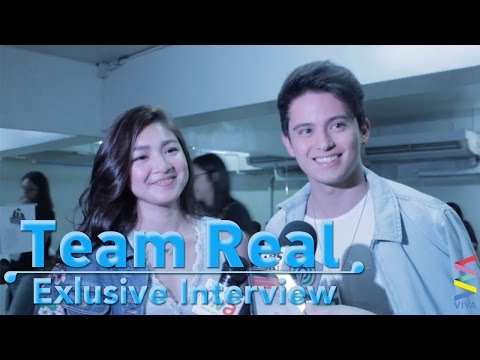 [MUST-WATCH] JaDine Talks about FHM Sexiest List and Team Real