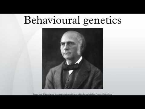 the significant role of genetics in the behavior of people Genetic and environmental influences on human behavioral differences genetic factors influence fundamental aspects of our human nature in human behavior.