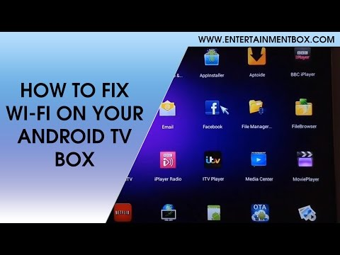 HOW TO FIX WIFI ON MX2. HOW TO FIX WIFI ON ANDROID TV BOX. G-BOX MIDNIGHT WIFI FIX