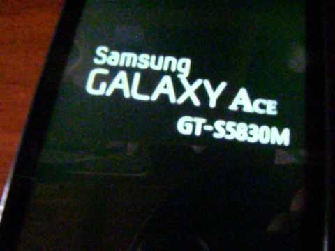 Cyanogenmod 7 2 galaxy ace s5830 M.i.C