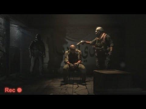 ISIS Prisoner Execution Gone Wrong
