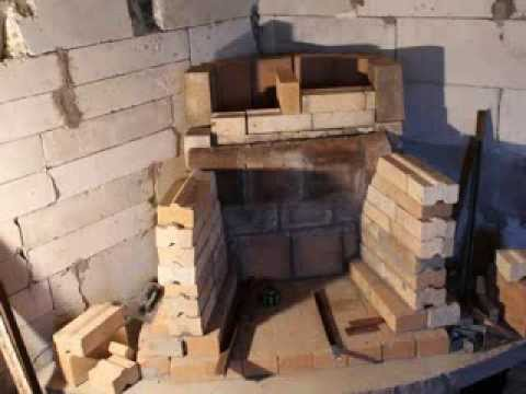 Budowa pieco kominka krok po kroku