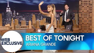 Download Lagu Best of Ariana Grande on The Tonight Show Gratis STAFABAND
