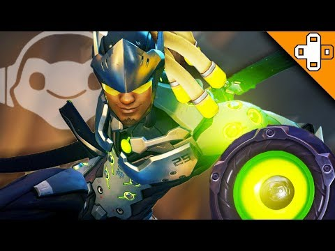 GENCIO, THE DRAGON DROPS THE BEAT! Overwatch Funny & Epic Moments 399